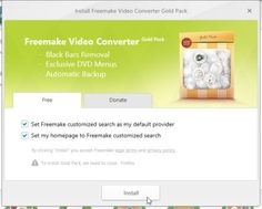 Freemake Video Converter Gold Pack License Key Free Version