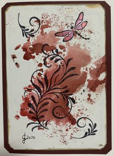 Watercolor Painting, Creativity, Art
