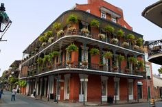 French Quarter. New Orleans, Louisiana. Photo by Andy New. --- been there