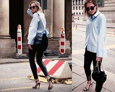 More looks by Marie  Danker: http://lb.nu/mariedanker  #casual #chic #minimal
