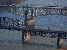 Monongahela River Bridges