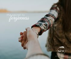 Forgiveness is so hard. Sometimes it seems almost impossible. But there's one secret...
