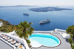 Σαντορίνη: «Υμνος» στο ταξιδιωτικό περιοδικό Travel+Leisure |thetoc.gr