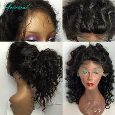 f48204f91103 10 Best silk top full lace wigs products images