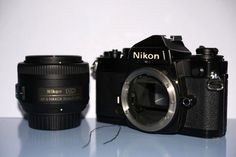 Tip: You Can Use Nikkor G Lenses on Nikon Film SLRs with a Piece of String