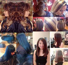 hair colors. Hair Co