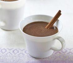 Fahéjas csokoládéital