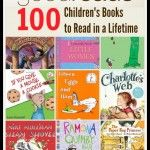 Goodreads 100 Best Children Books to Read in a Lifetime