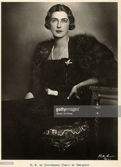 Princess Yolanda of Savoy Countess of Bergolo - Date of Photo: 1930 ca. Adele, Buchenwald Concentration Camp, Southern Europe, Blue Bloods, Fashion History, Jet Set, Old Photos, Royalty, Dating