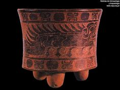 Ceramica teotihuacana  Museo de Antrop.e Historia de Mexico