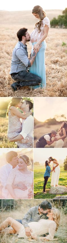 Maternity shot ideas