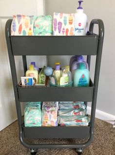 Fantastic baby arrival tips are offered on our web pages. Check it out and you wont be sorry you did. Baby Nursery Organization, Diaper Organization, Nursery Storage, Organization Ideas, Organizing Baby Rooms, Storage Ideas For Nursery, Organizing Baby Dresser, Baby Bottle Organization, Changing Table Organization