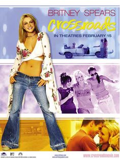 living read girl: Bad Movie Month meets up at the Crossroads with Britney Spears