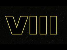 STAR WARS: Episode VIII (2017) Production Announcement