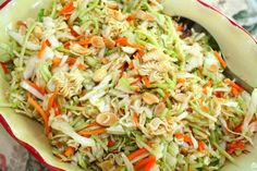 This is a delicious, hearty salad I often serve in the summer.   I especially like to take this to potlucks   because I can make most o...