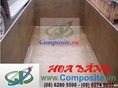 Chống thấm hồ chứa a xít HCl nóng