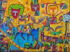 http://fineartamerica.com/featured/the-enchanter-evelyn-escobar.html Also you can contact the artist trough her Facebook page Evelyn Escobar