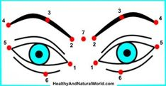 Exercise your eyes for improved vision