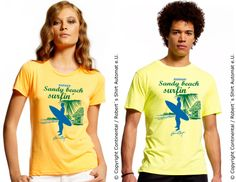 Summer Tshirts, T Shirts For Women, Lady, Beach, Artwork, Mens Tops, Collection, Products, Fashion