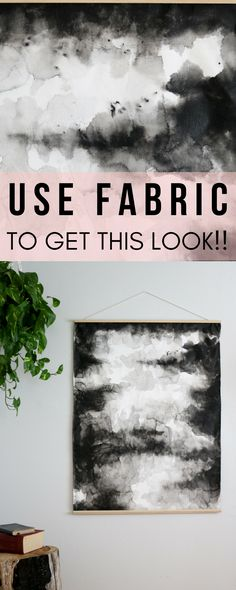 Making Easy Wood Frames For Large Art Or Posters | Weekend Projects ...