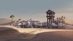 Age of Empires Online Cinematic 01, Szymon Biernacki on ArtStation at…