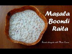 Boondi Raita Recipe | रायता रेसिपी | Masala Boondi Raita | Dahi Pakodi |...