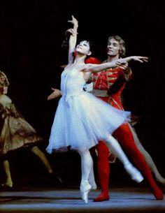 Yekaterina Maksimova and Vladimir Vasiliev (Bolshoi Theatre)