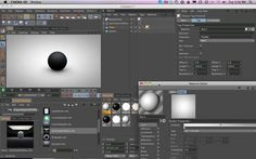 How to make the Infinite Floor look in Cinema 4D