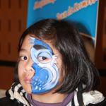 Maquillages artistiques maquillages enfants princesses papillons animaux oiseaux
