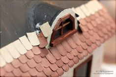 МАСТЕР КЛАСС ПО ИЗГОТОВЛЕНИЮ ДОМИКА-ТЕРЕМКА ДЛЯ МЫШКИ-НОРУШКИ МАНЮНИ - Мебель для кукол - Рукоделие и творчество - Рукоделие