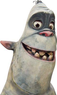 Lot 94185 - The Boxtrolls Fish Original Animation Puppet (LAIKA, 2014). An…
