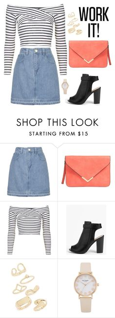 """fafafafashoon"" by thefashionguilty on Polyvore featuring Topshop and Boohoo"