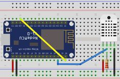 """After a lot of trial and error I have finally figured out how to connect a DHT22 sensor using a ESP8266, specifically the NodeMCU development 1.0 kit. After each sensor reading the ESP8266 will publish the data to a MQTT broker and then go into a deep sleep for 60 seconds to conserve power. I … Continue reading """"ESP8266 NodeMCU – DHT22 humidity sensor with MQTT and deep sleep"""""""