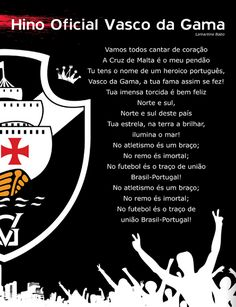 Hino do Clube de Regatas Vasco da Gama