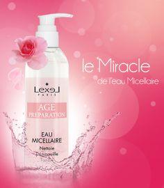 Connaissez-vous l'Eau Micellaire Lexel Paris?