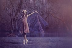 Allegory of Spring by DarkVenusPersephonae