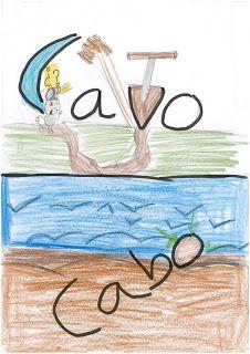 La clase de la letra B: PALABRAS HOMÓFONAS Picture Dictionary, School Posters, Cabo, Montessori, Smurfs, Literacy, Spanish, Language, Place Card Holders