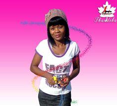 Thandeka #TeamLND #BrandNewLook @DANKIE_LND