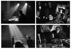 Low-Key lighting One of the most noted for their use of low-key lighting in their films was Orson Welles. Used extensively throughout his film noir Touch of Evil (1958), Welles also featured low-key lighting in several scenes of Citizen Kane (1941).