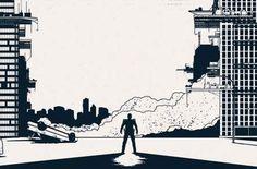 Elysium by Matt Ferguson now featured on Alternative Movie Posters