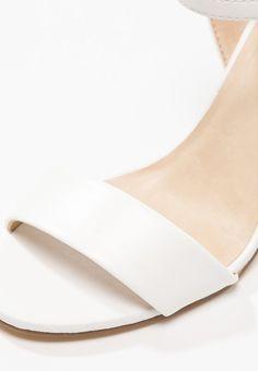 Anna Field Sandale white - Sandaletten in weiß