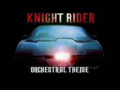 Knight Rider Theme Song [Long Version] - YouTube