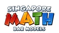 singapore math bar models (app for iPad) Math Strategies, Math Resources, Singapore Bar, Math In Focus, Maths Display, 5th Grade Activities, Bar Model, Common Core Curriculum, Fifth Grade Math