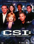 CSI: Las Vegas - Kausi 1 (6 disc) (DVD) ekasta kaudesta eteenpäin :) en omista yhtäkään vielä 14.95 €