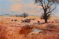 Find auction results by Christopher Tugwell. Browse through recent auction results or all past auction results on artnet. Cattle, Past, Auction, Artist, Painting, Artists, Painting Art, Cow, Paintings