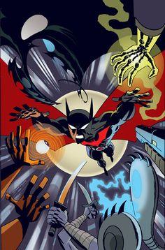 Batman Beyond / Batman from the Future by Darwyn Cooke | DC Comics