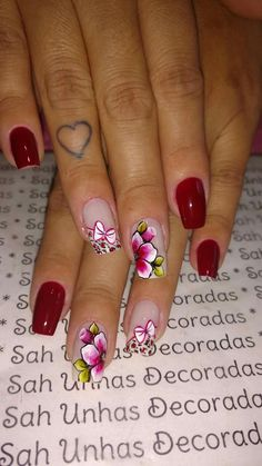 Toenail Art Designs, Fingernail Designs, Nails & Co, My Nails, Spring Nail Art, Spring Nails, Fancy Nails, Love Nails, Luminous Nails
