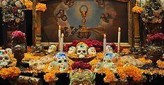 """ALTAR EN MÉXICO PATRIMONIO """"INTANGIBLE"""" DE LA HUMANIDAD DECLARADO POR LA UNESCO…. 1 Y 2 DE NOVIEMBRE FESTIVIDAD DE TODOS LOS SANTOS Y FIELES DIFUNTOS."""