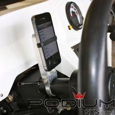 SXS Steering Column GPS Mount