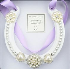 Lucky HorseShoe Real Bridal Wedding gift, (MAUVE, WHITE S... https://www.amazon.co.uk/dp/B06VVS3755/ref=cm_sw_r_pi_dp_x_AWaUybHSY958Z